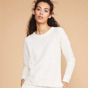Lou & Grey Tweedknit Sweatshirt - NWT